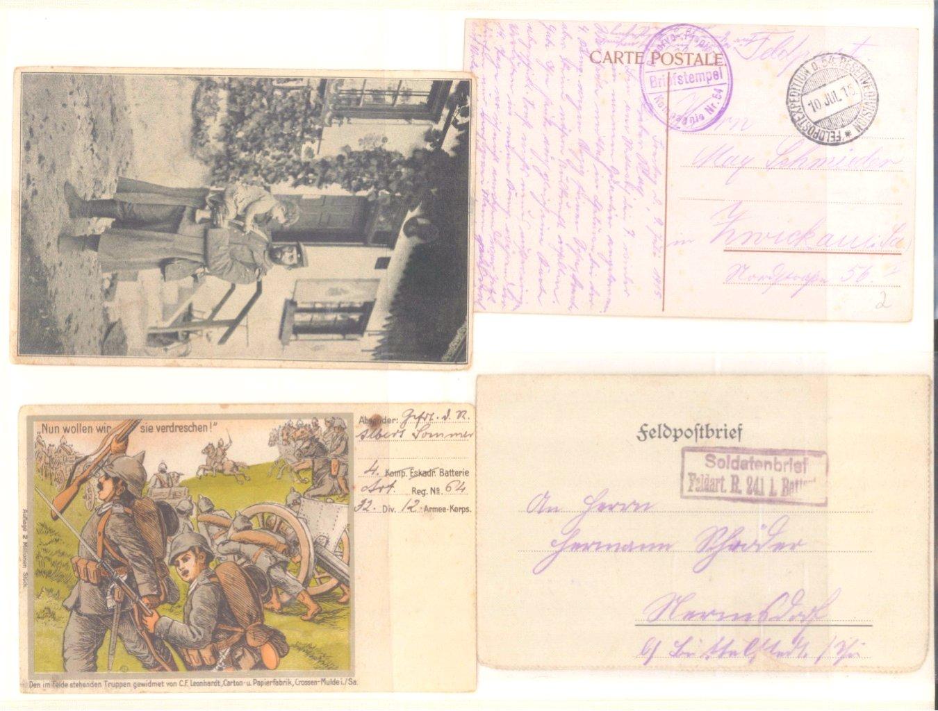 Postkartenalbum vor 1950-9