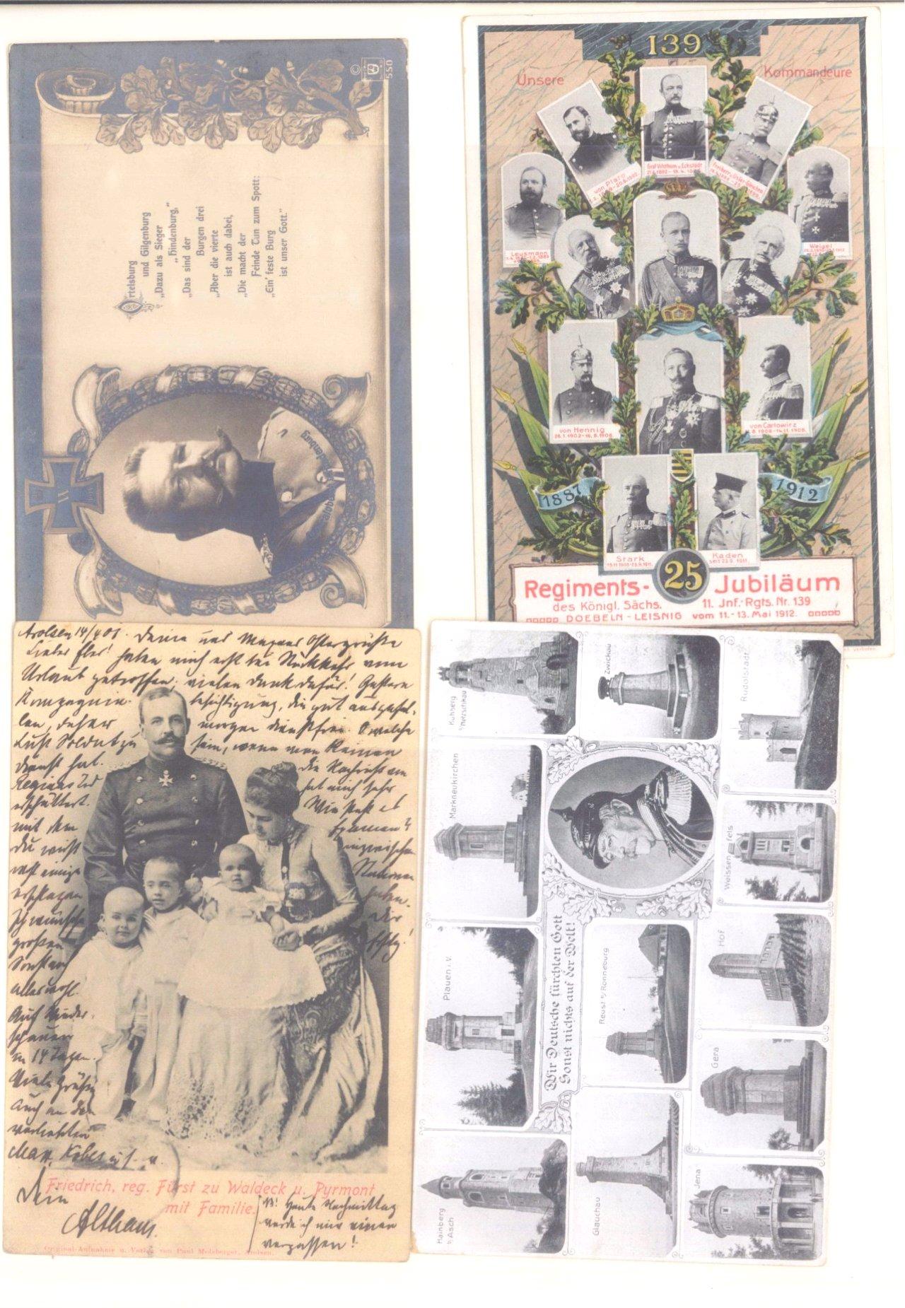 Postkartenalbum vor 1950-10