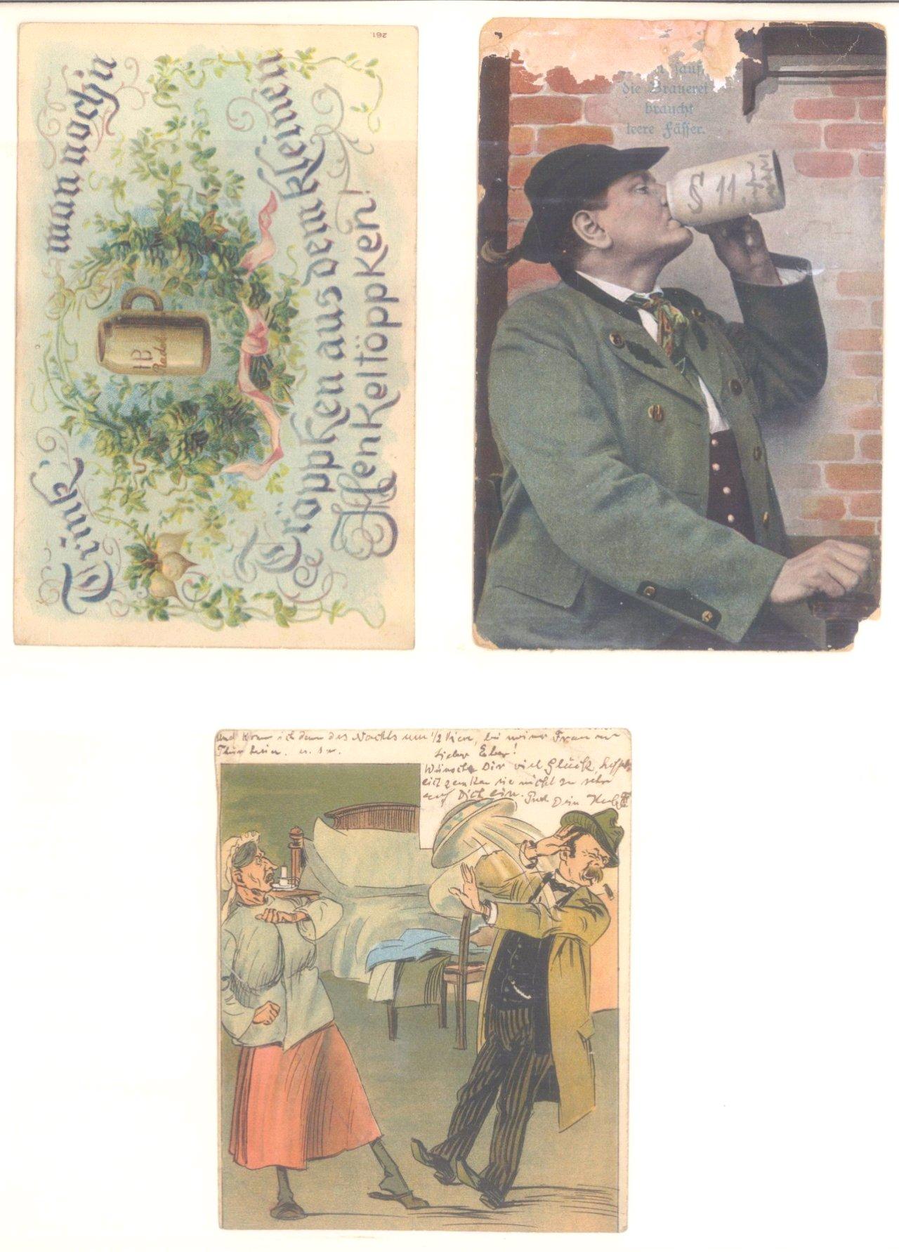 Postkartenalbum vor 1950-11
