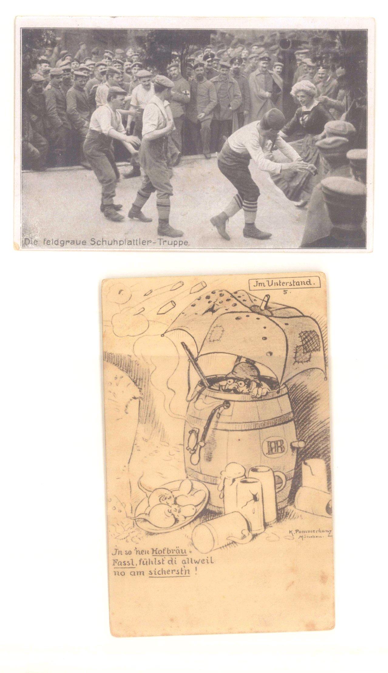 Postkartenalbum vor 1950-14