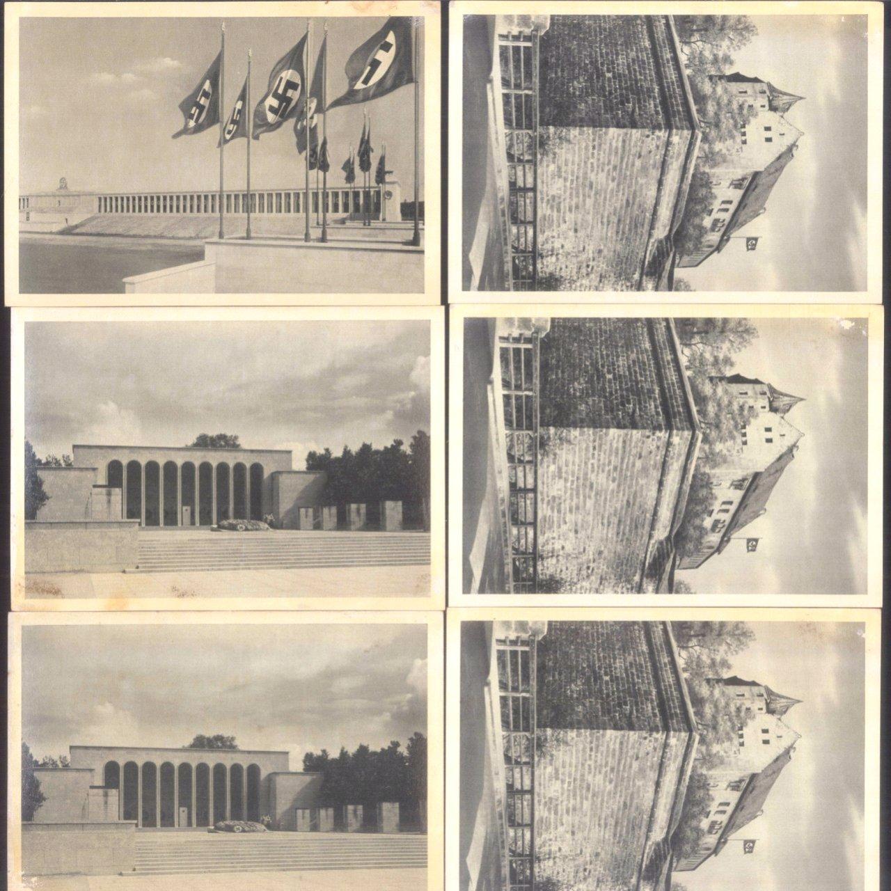 Über 30 Ganzsachen und Postkarten III. Reich-4