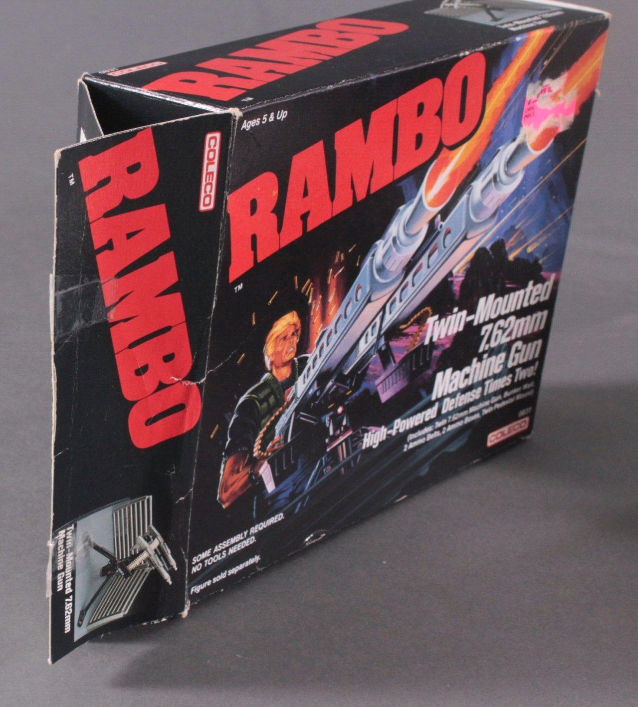 RAMBO –  Figuren und Zubehör 11 Teile-1