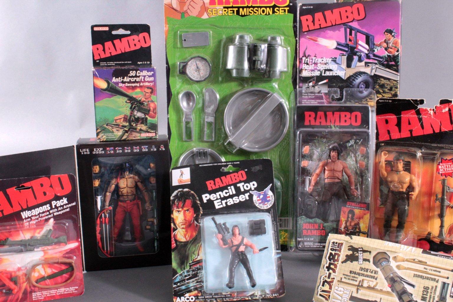 Rambo Teile