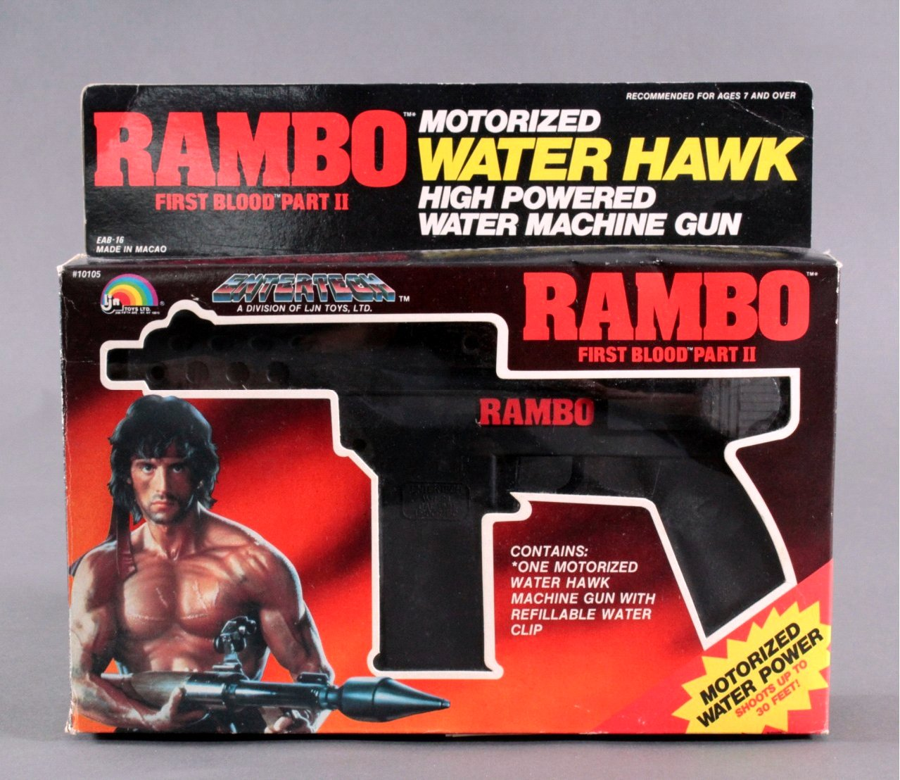 RAMBO -Motorised Water Hawk