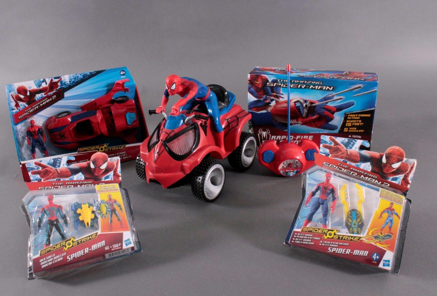The Amazing Spiderman – Action Figuren und Zubehör