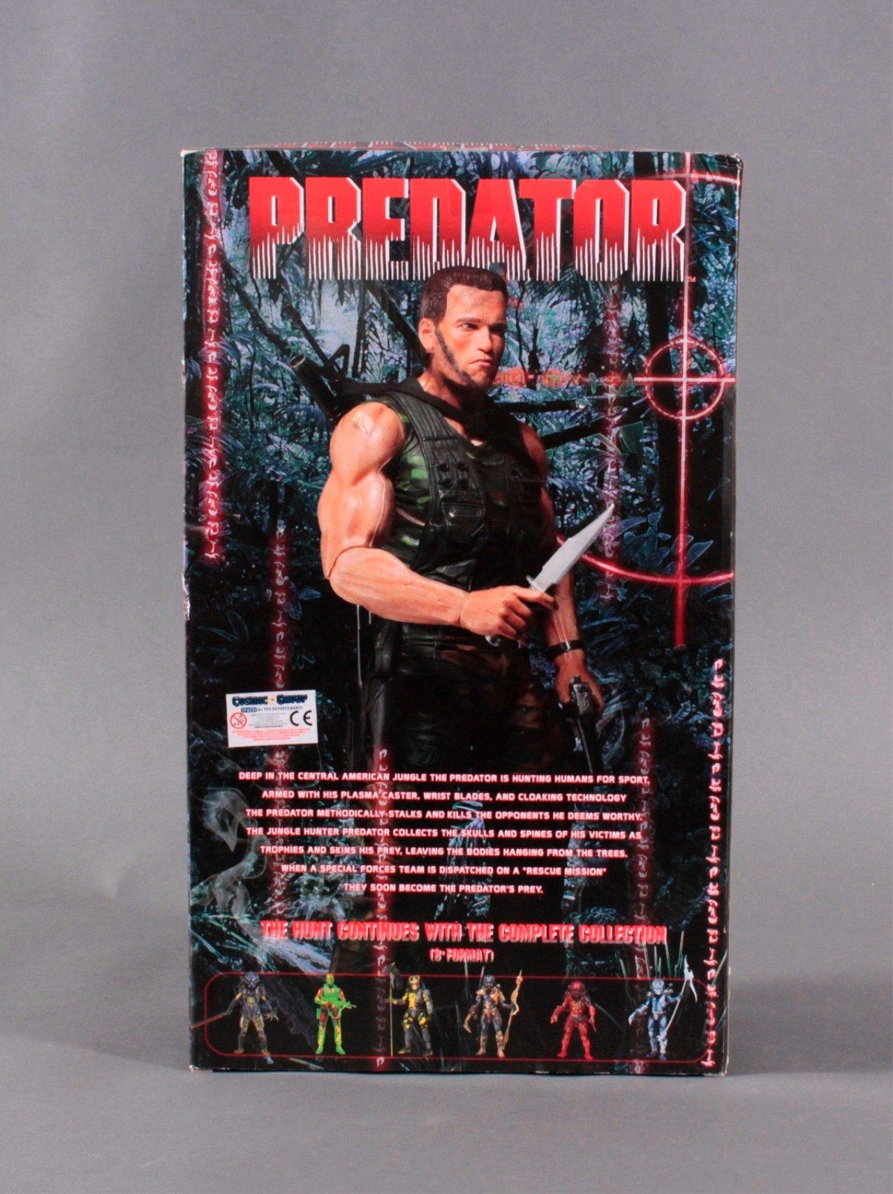 Neca Predator 1/4 Action Figur-2