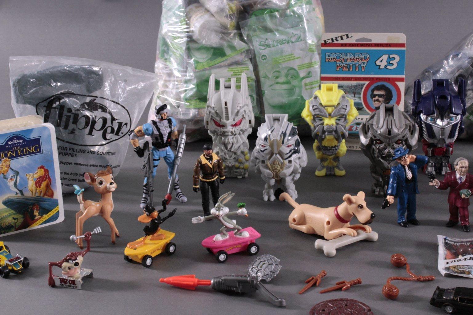 Großes Konvolut an Spielzeugfiguren-1