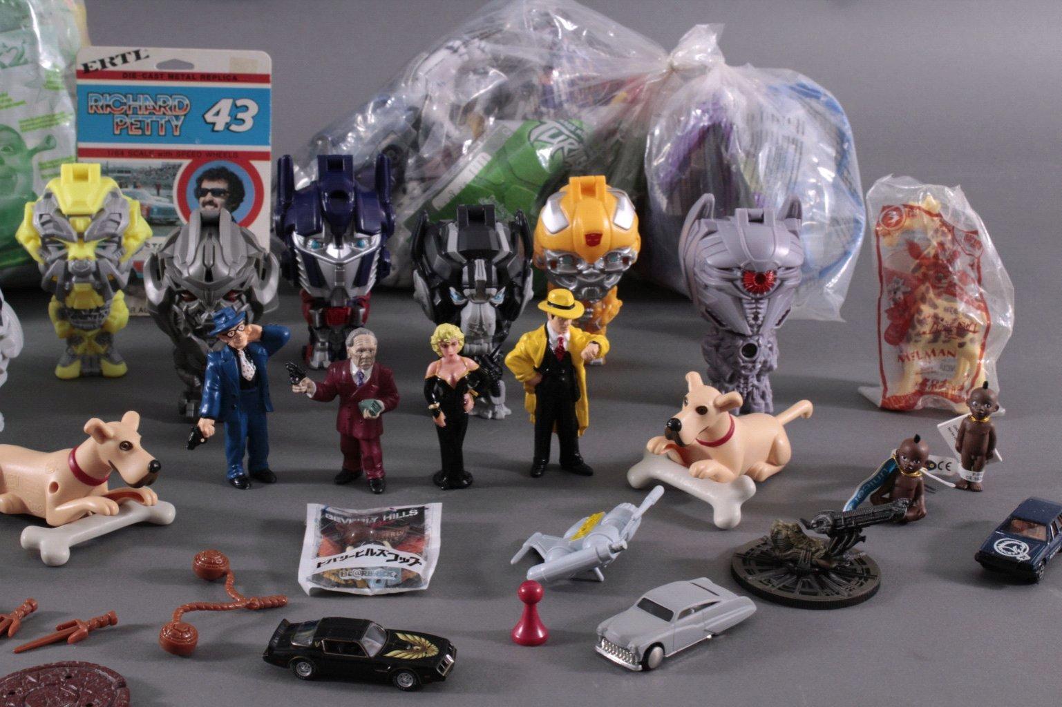 Großes Konvolut an Spielzeugfiguren-2