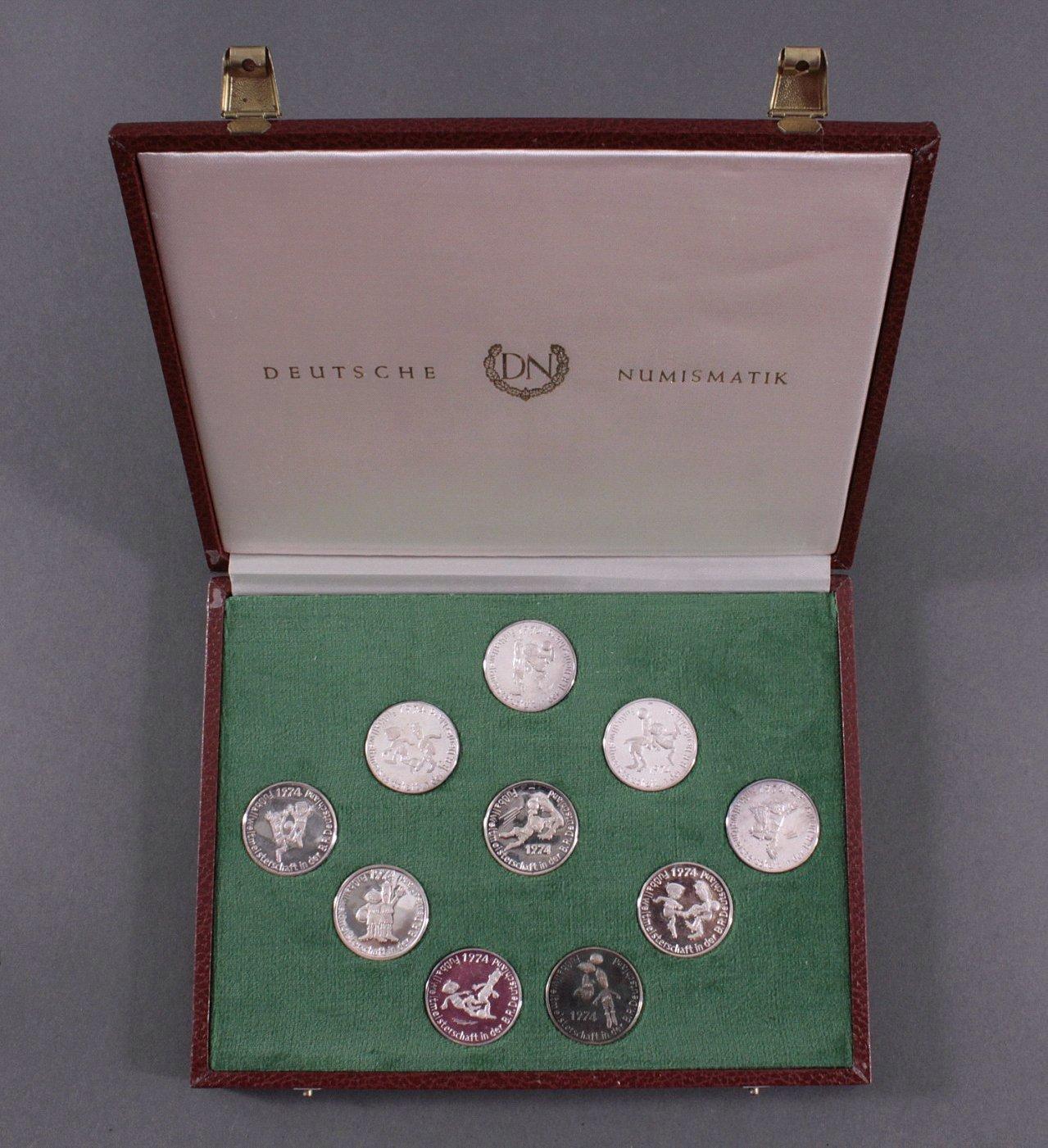Medaillen Deutsche Numismatik-2
