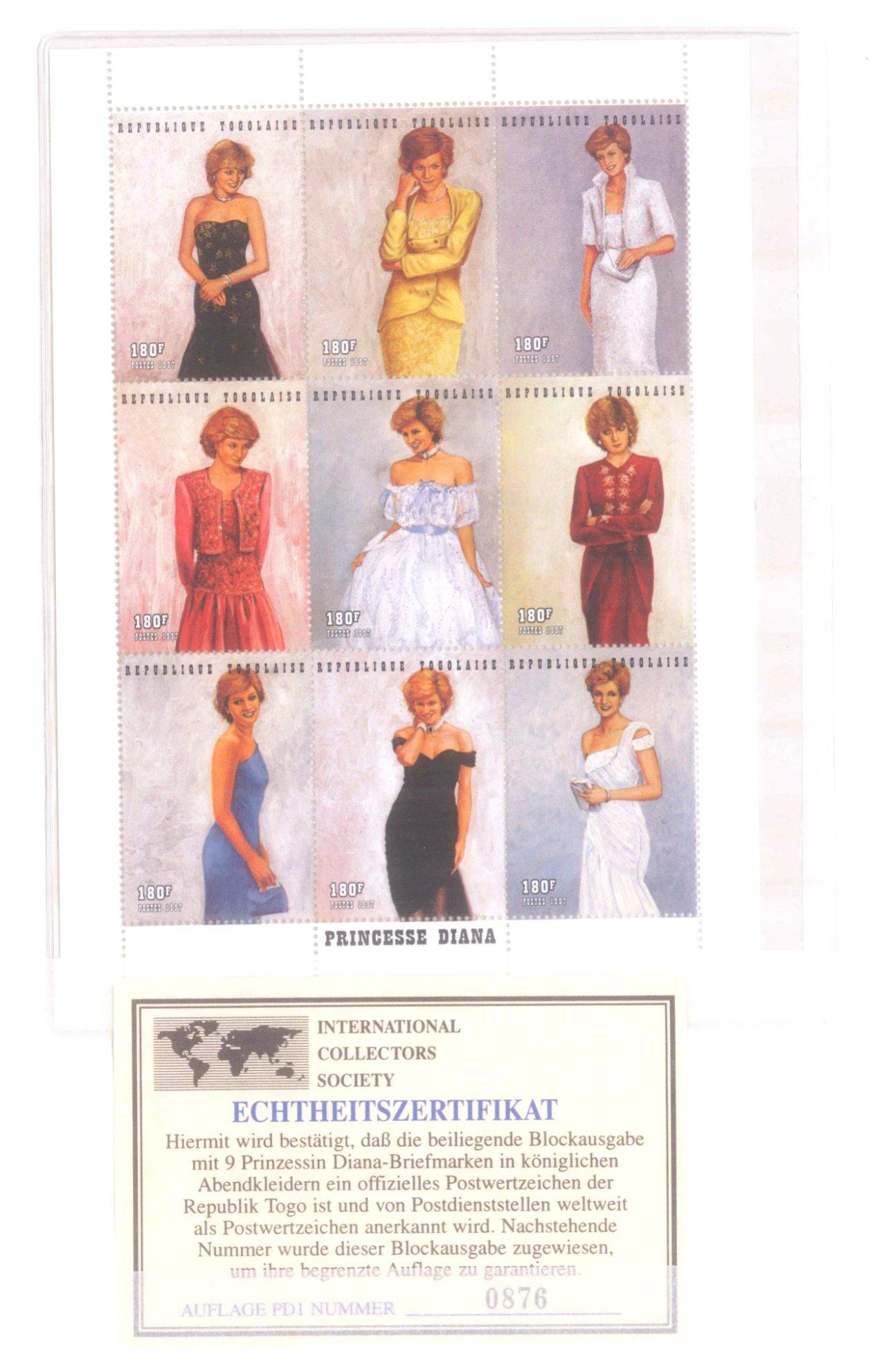 Kleiner Briefmarkennachlass Alle Welt-1