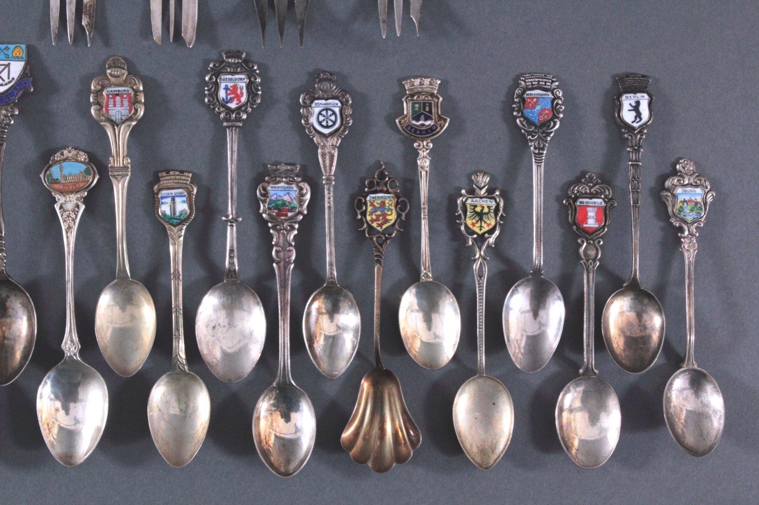 Sammlung Zierlöffel-2