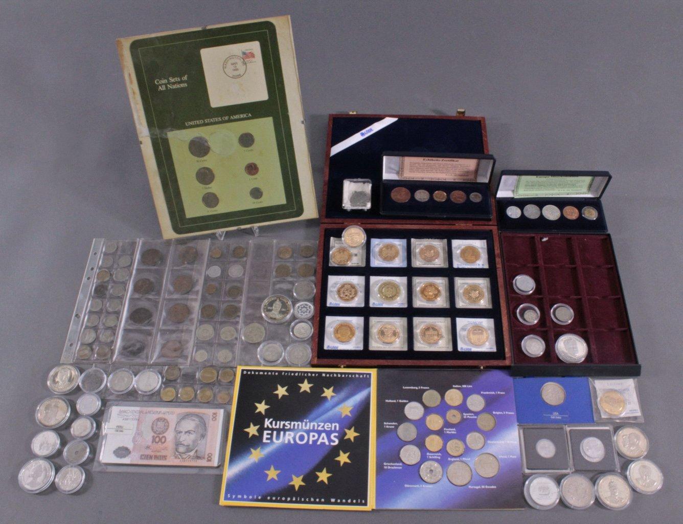 """Münzen und Medaillen """"Alle Welt"""""""