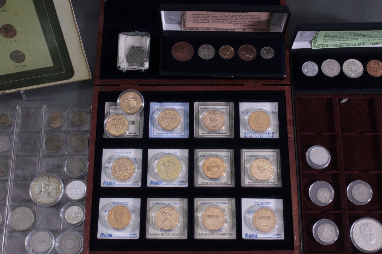 """Münzen und Medaillen """"Alle Welt""""-1"""
