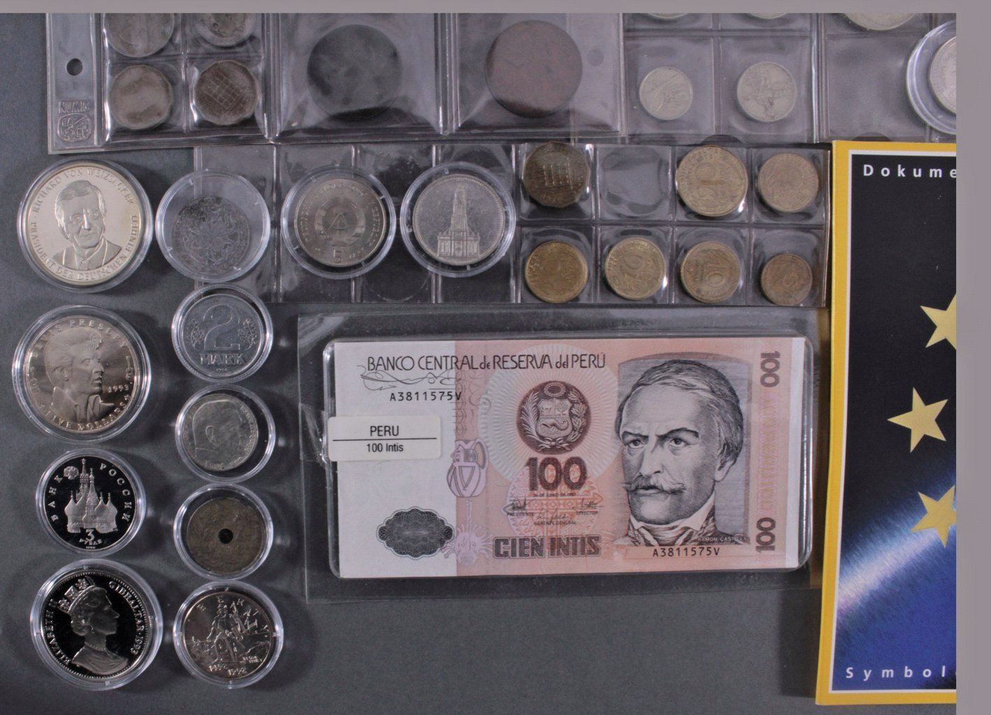 """Münzen und Medaillen """"Alle Welt""""-2"""
