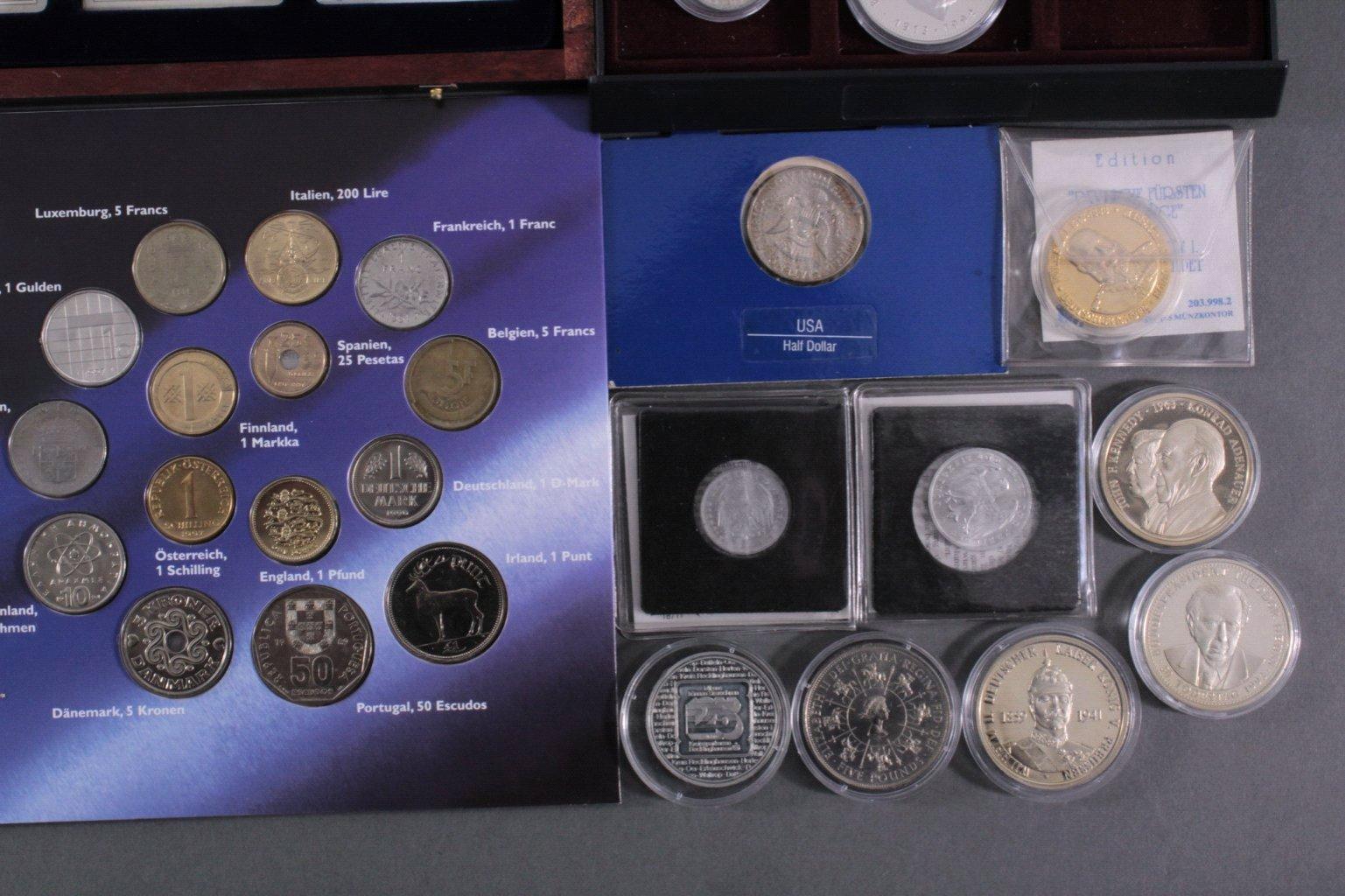"""Münzen und Medaillen """"Alle Welt""""-3"""