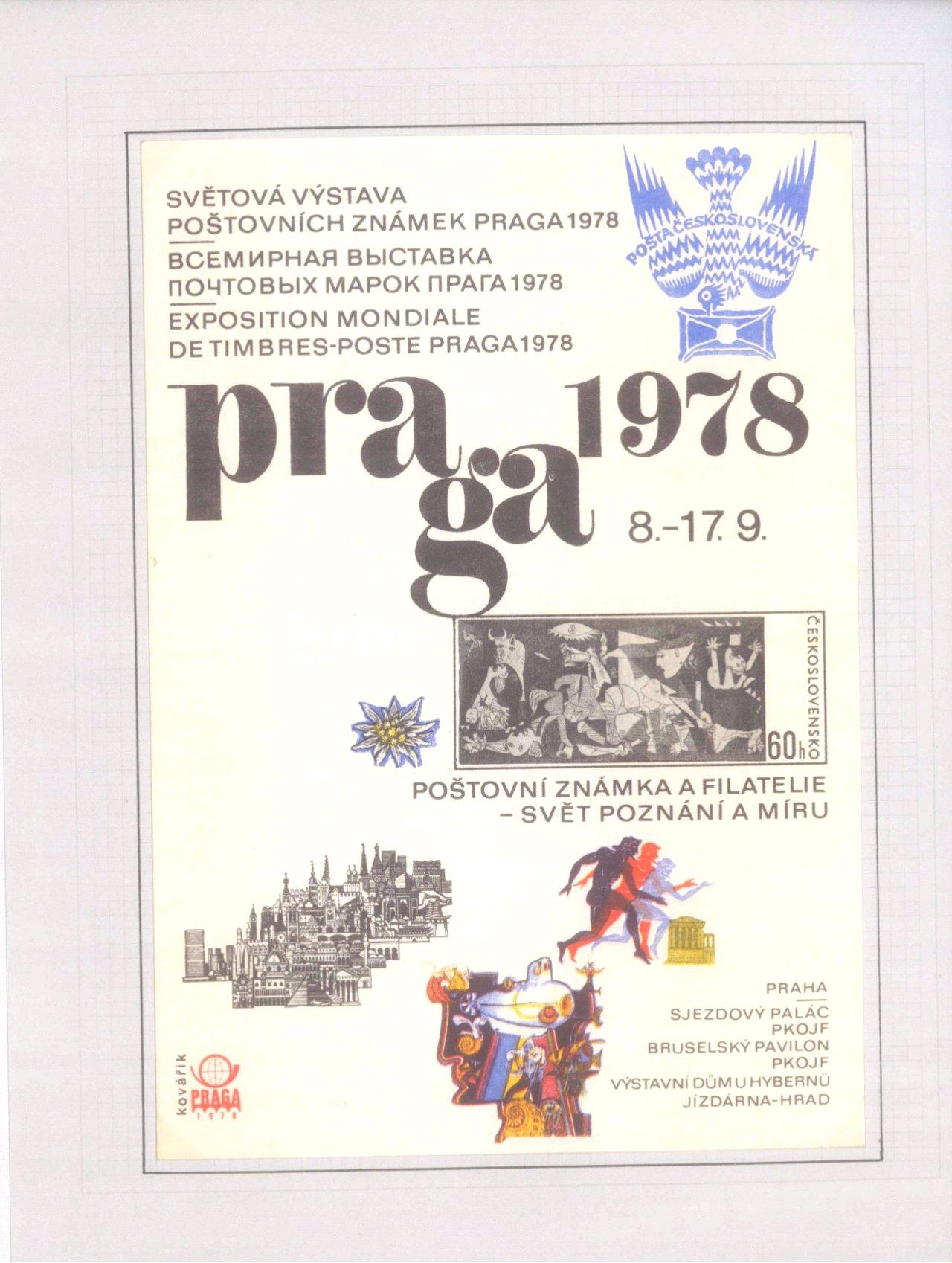 Ausstellungssammlung CSSR 1945-1992-1