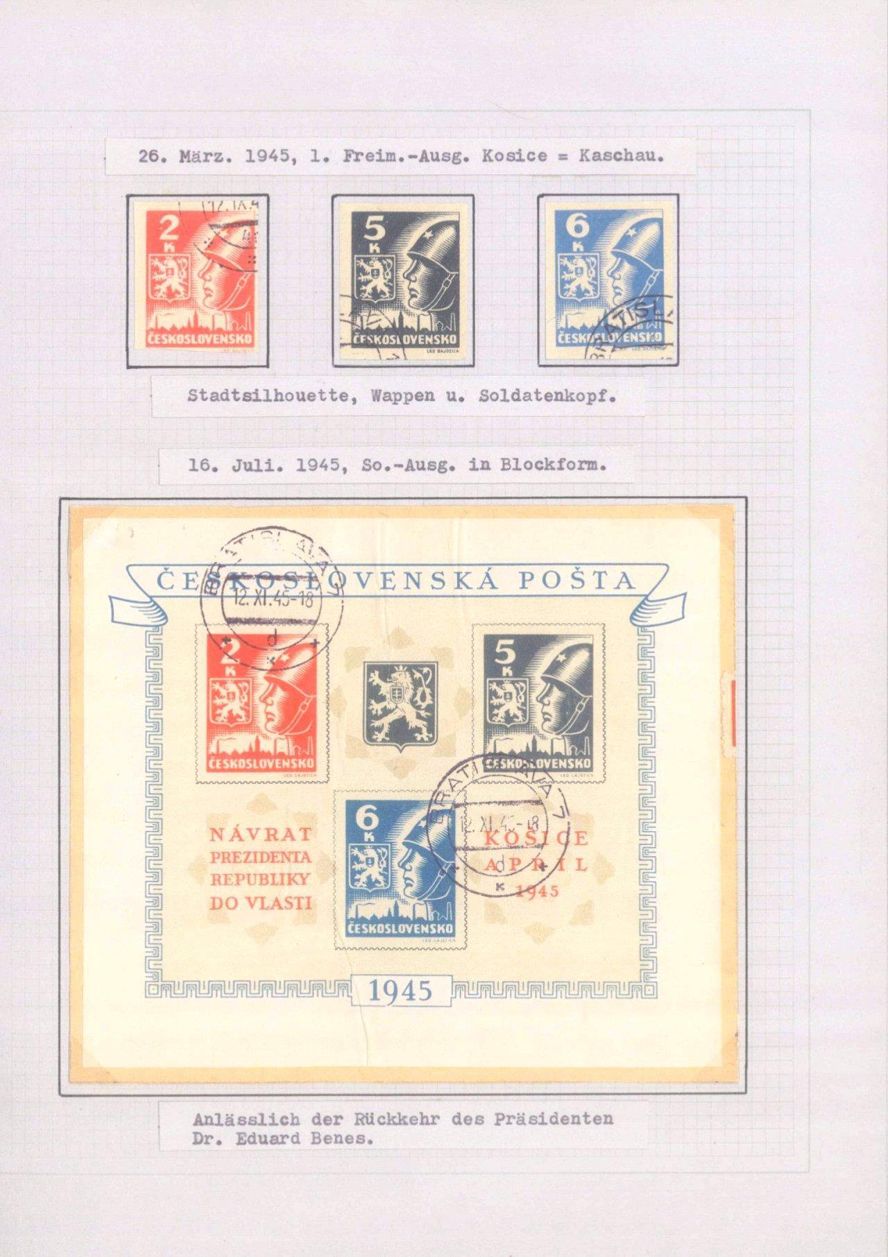 Ausstellungssammlung CSSR 1945-1992-12