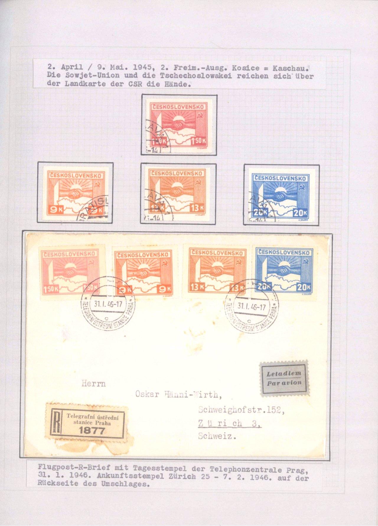 Ausstellungssammlung CSSR 1945-1992-13