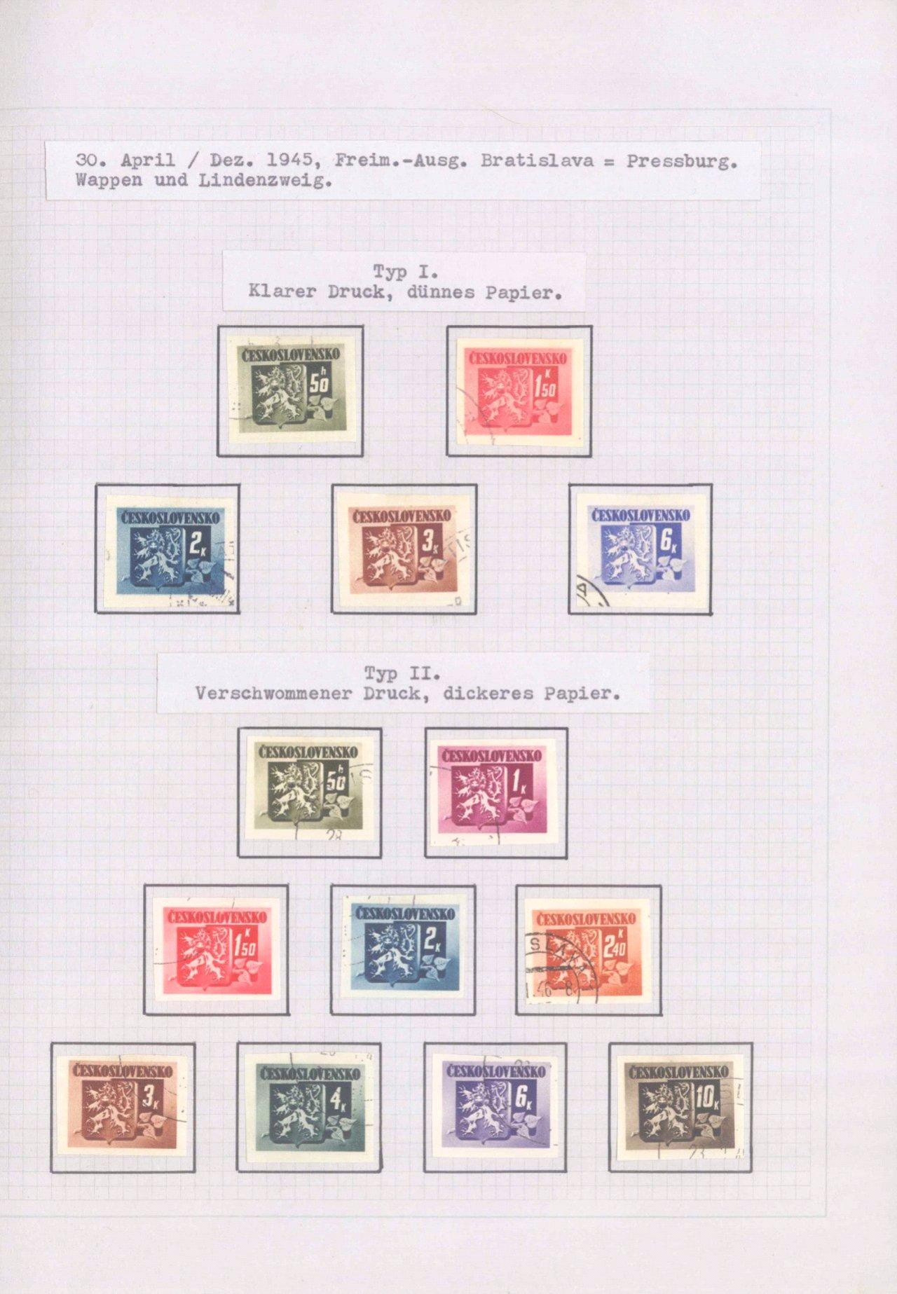 Ausstellungssammlung CSSR 1945-1992-14