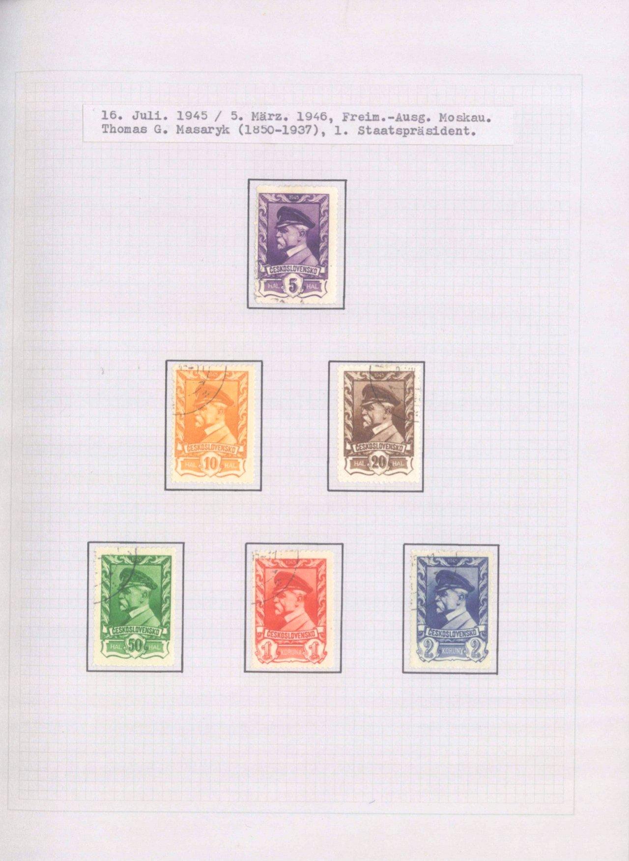 Ausstellungssammlung CSSR 1945-1992-17