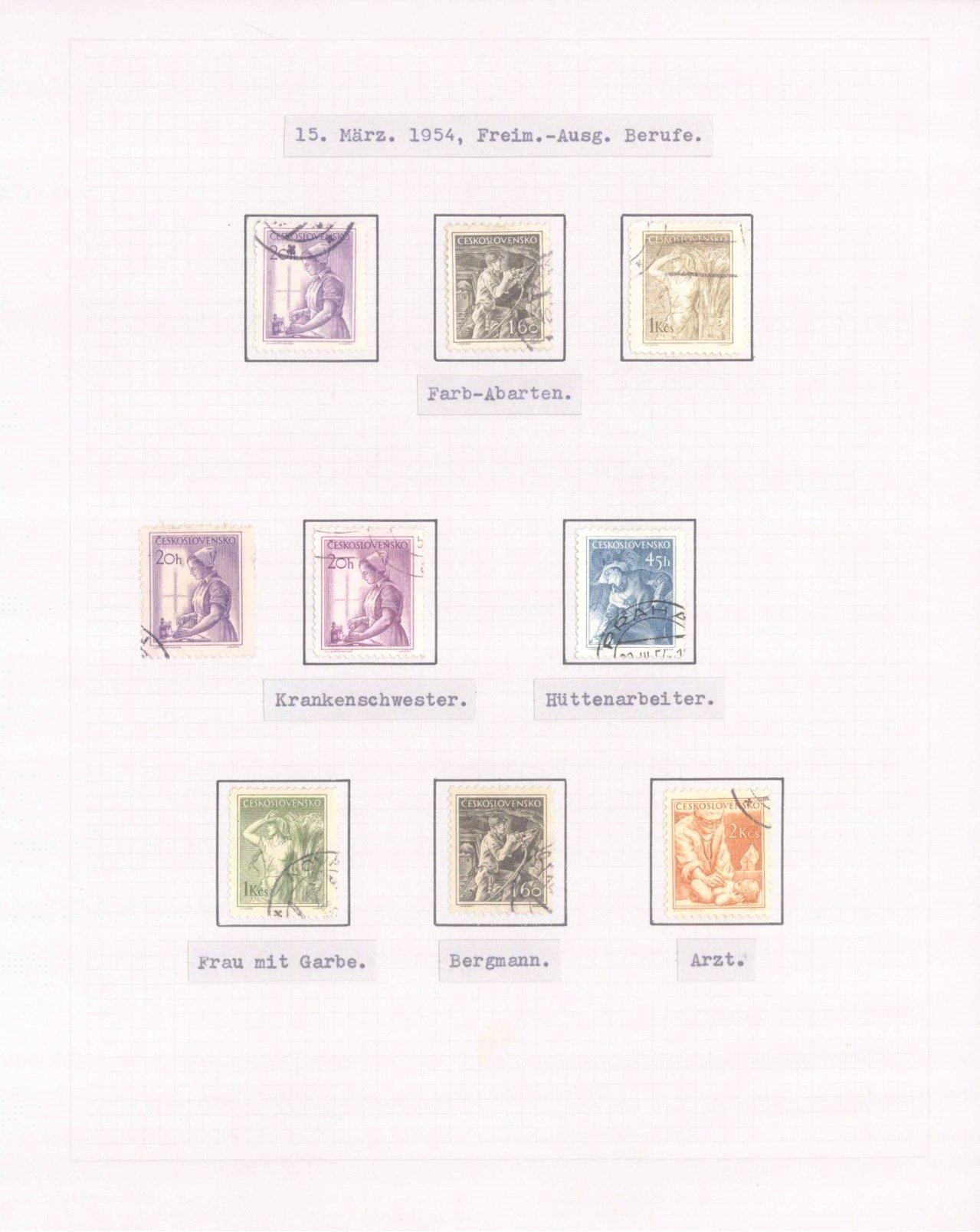 Ausstellungssammlung CSSR 1945-1992-21