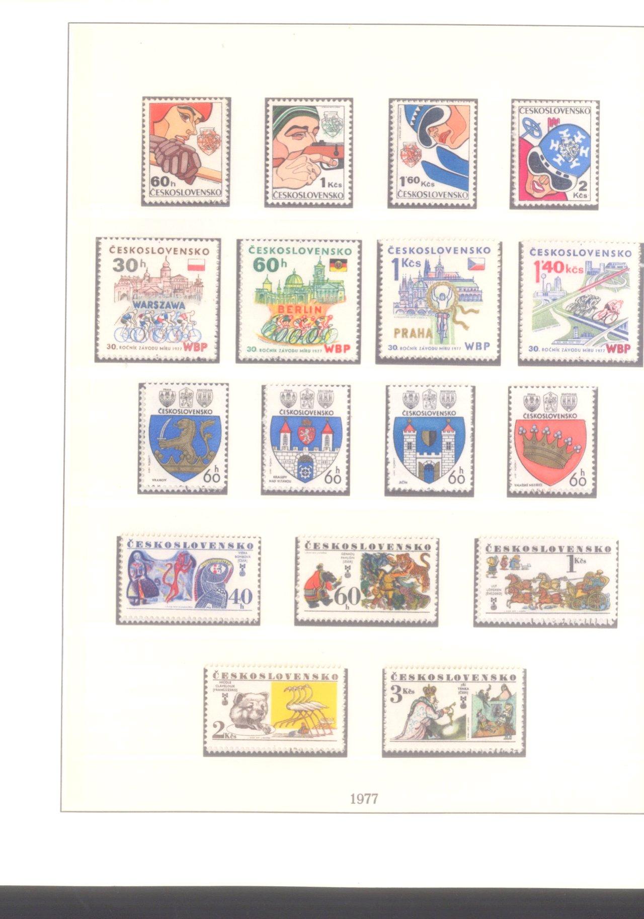 Gestempelte Sammlung DDR 1949-1990-7