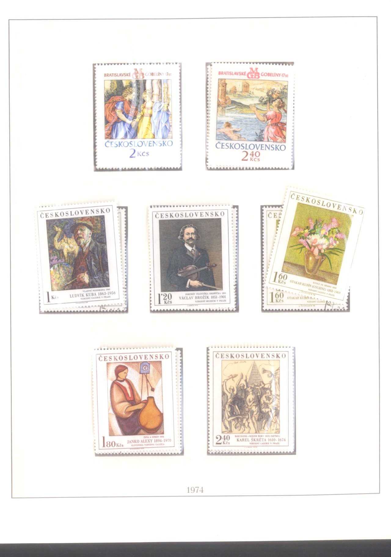 Gestempelte Sammlung DDR 1949-1990-9