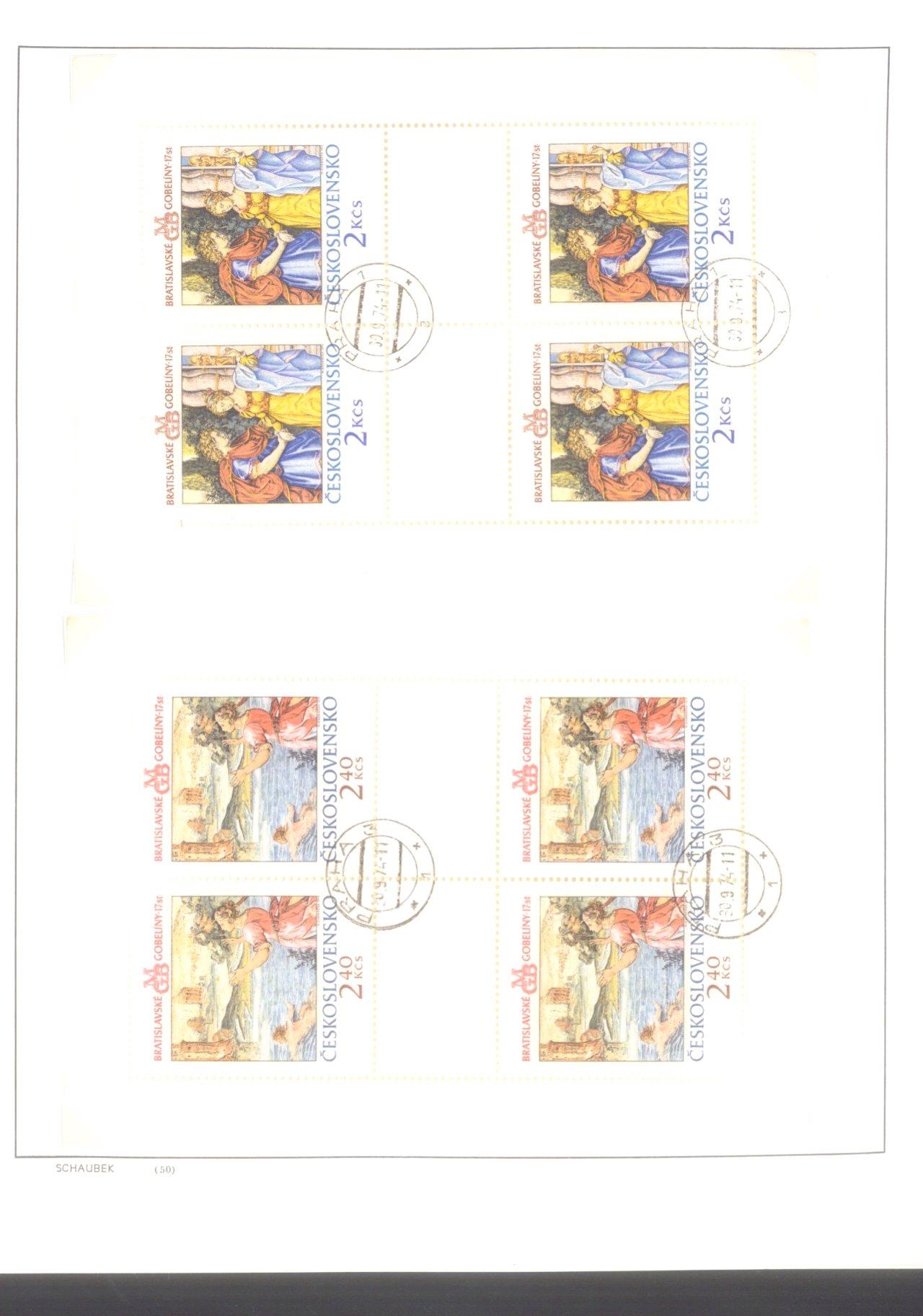 Gestempelte Sammlung DDR 1949-1990-10