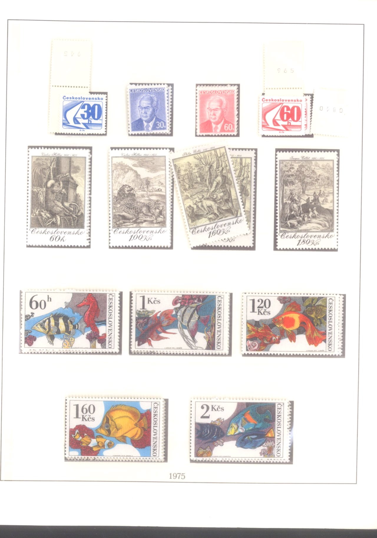 Gestempelte Sammlung DDR 1949-1990-11