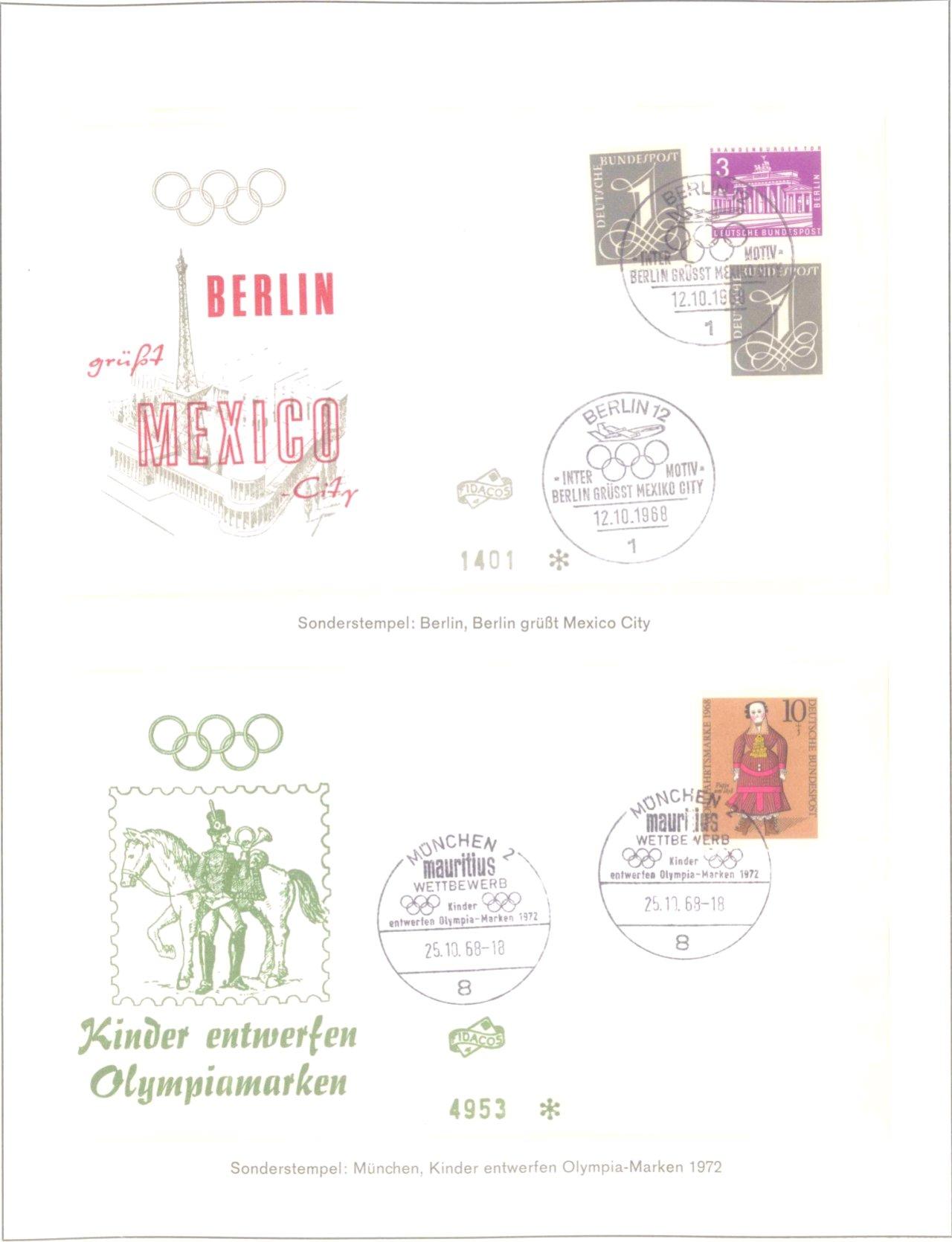 Olympiade München 1972-2