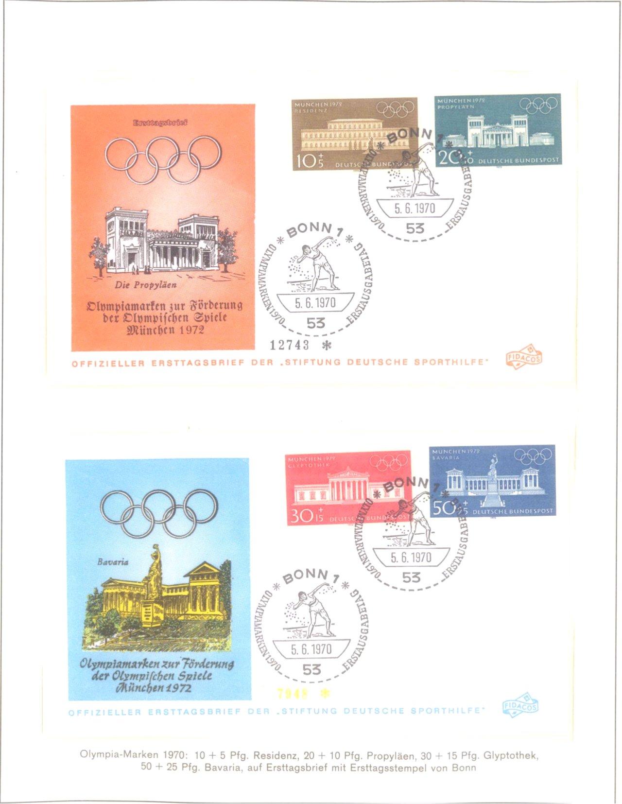 Olympiade München 1972-4