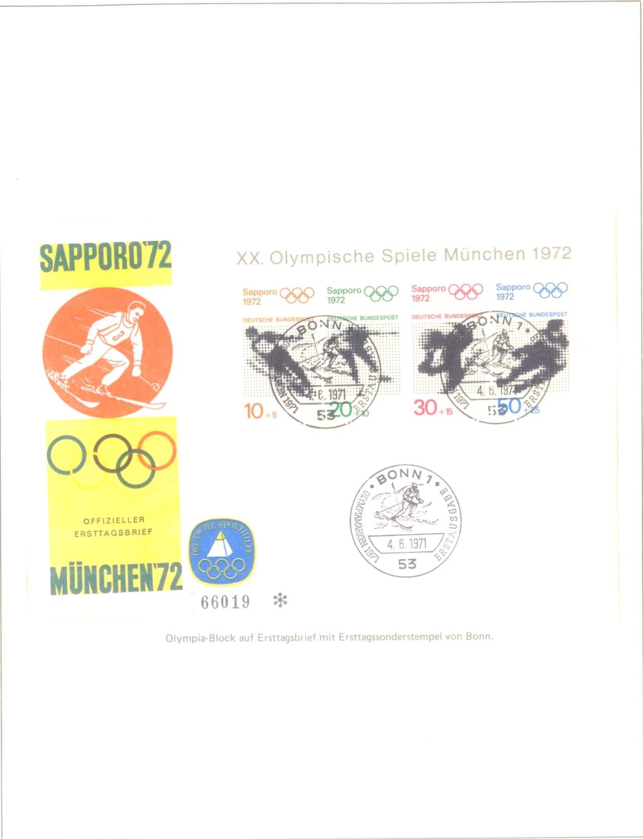 Olympiade München 1972-5