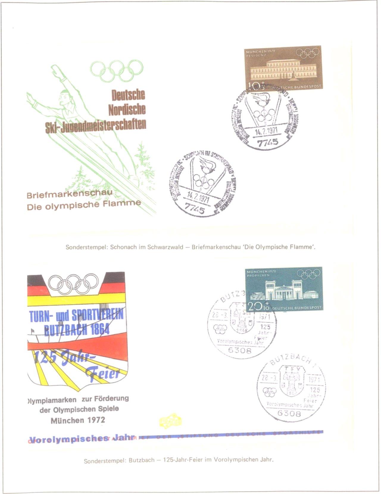 Olympiade München 1972-6