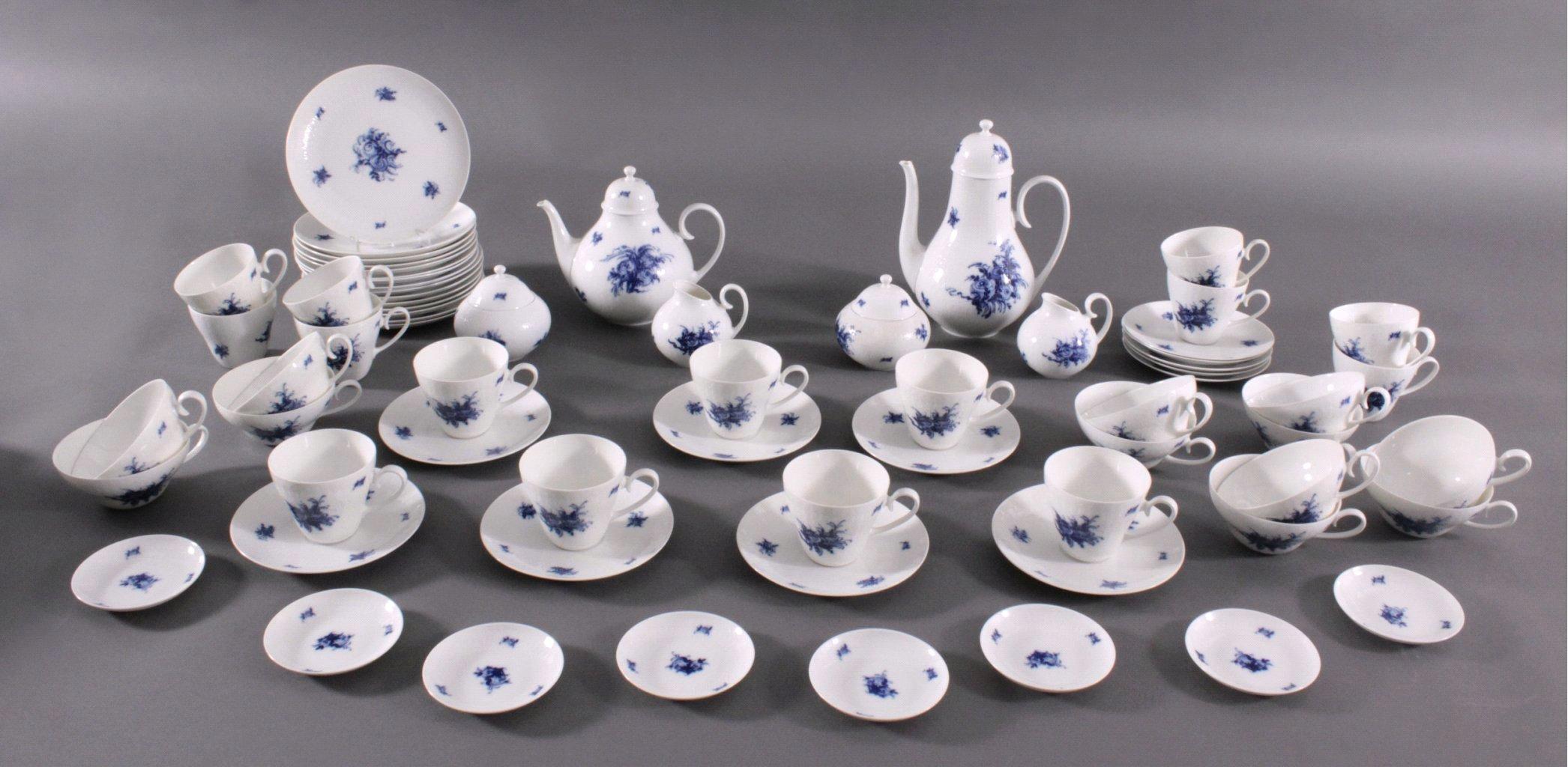 "Rosenthal Kaffee/Tee Service. ""Romance"""
