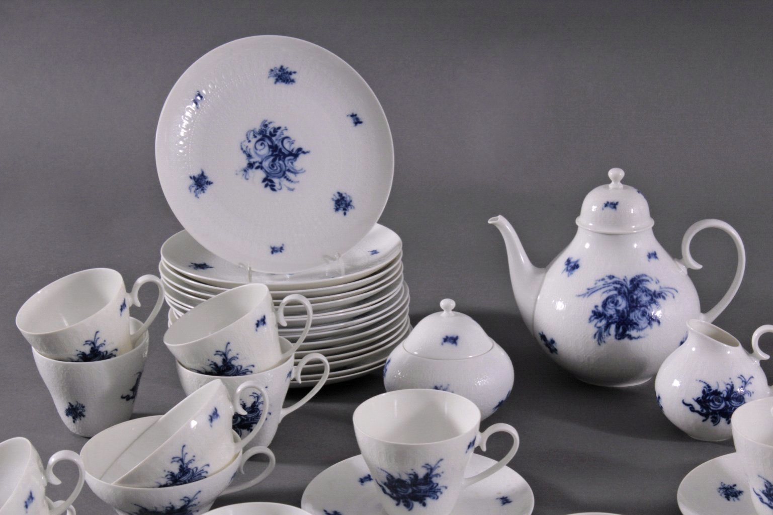 "Rosenthal Kaffee/Tee Service. ""Romance""-1"