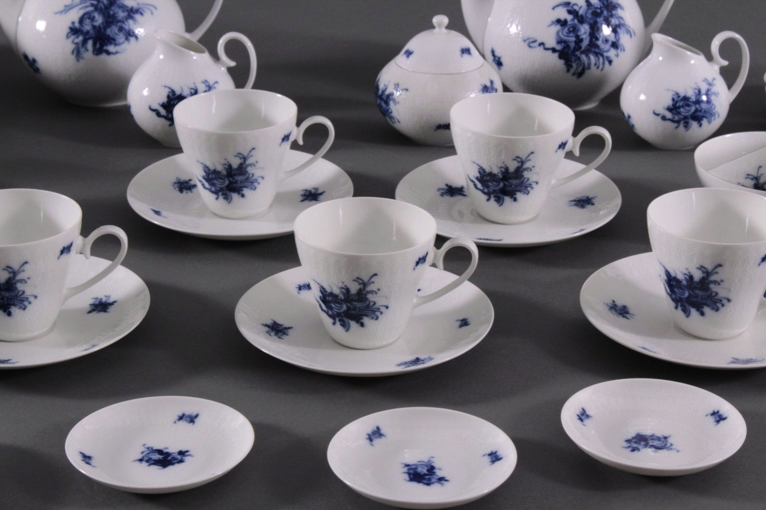 "Rosenthal Kaffee/Tee Service. ""Romance""-2"