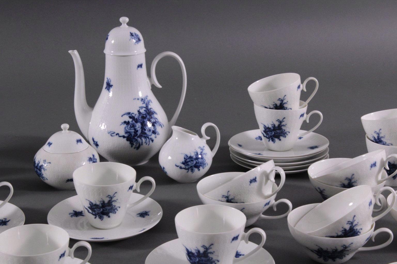"Rosenthal Kaffee/Tee Service. ""Romance""-3"