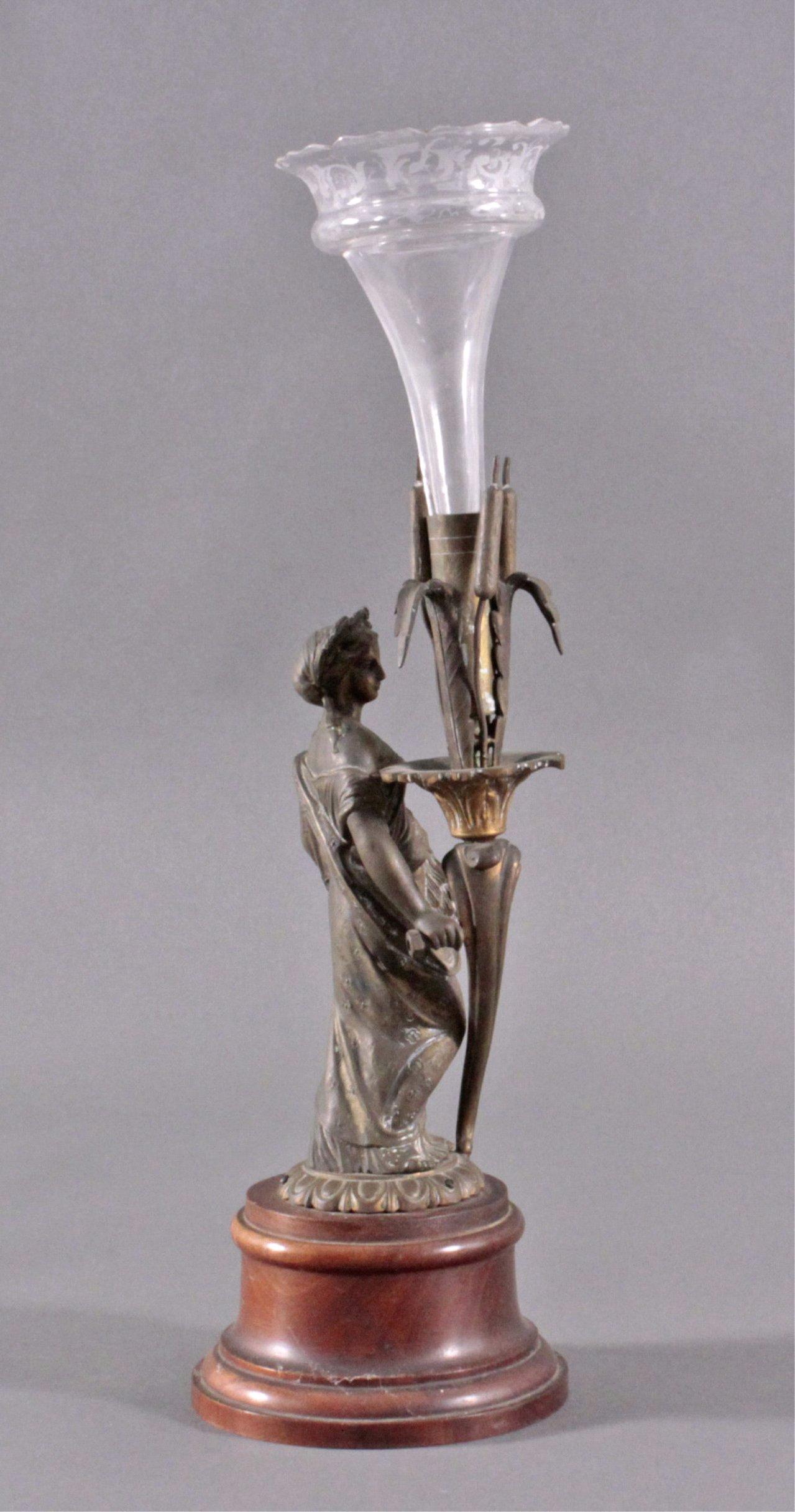 Bronze-Skulptur um 1900-2