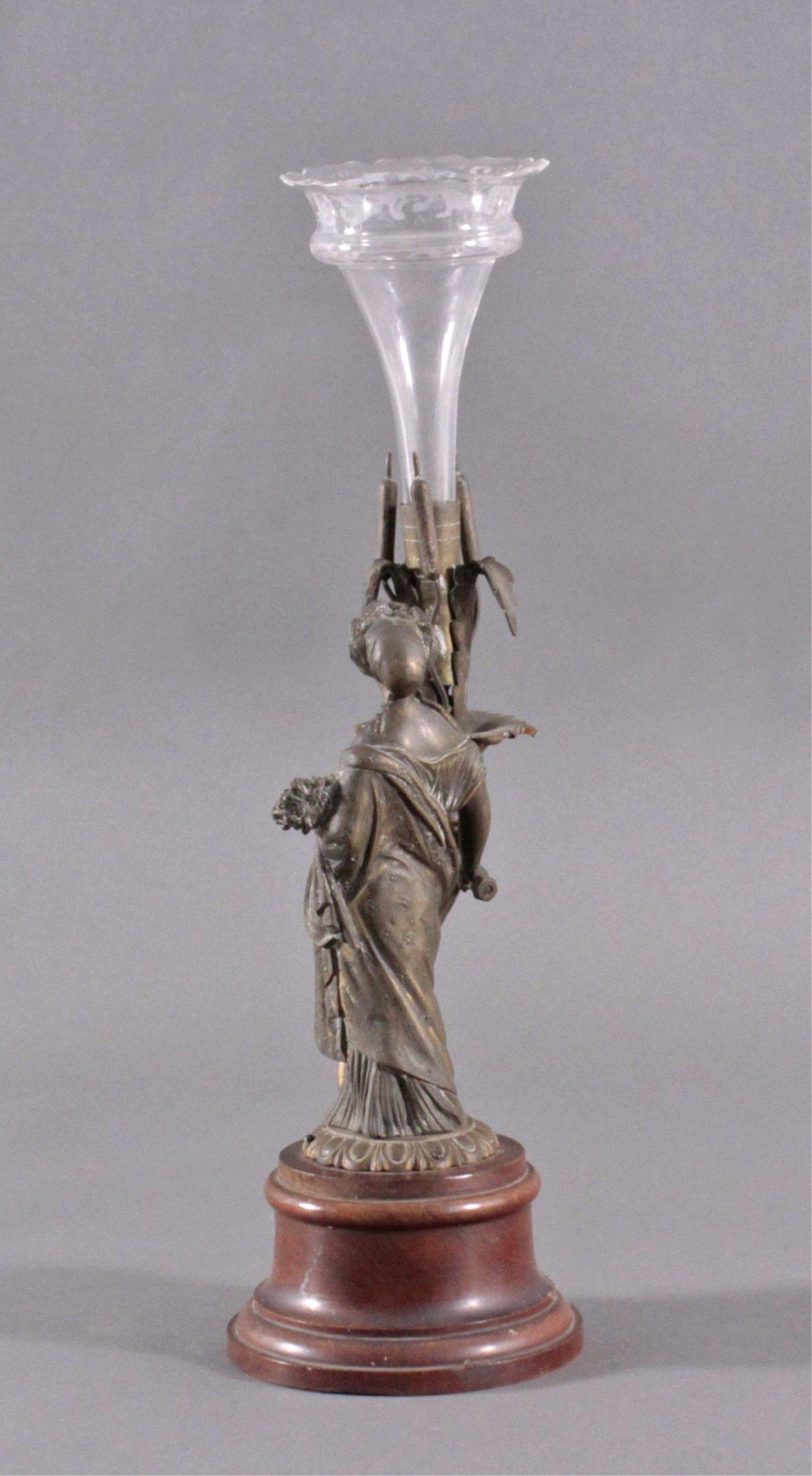 Bronze-Skulptur um 1900-3