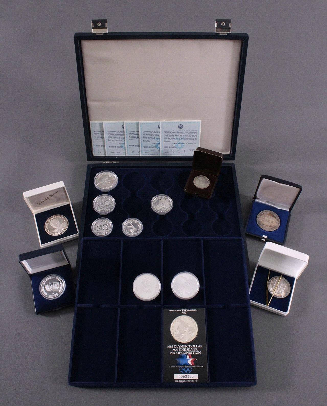 Sammlung Münzen und Medaillen