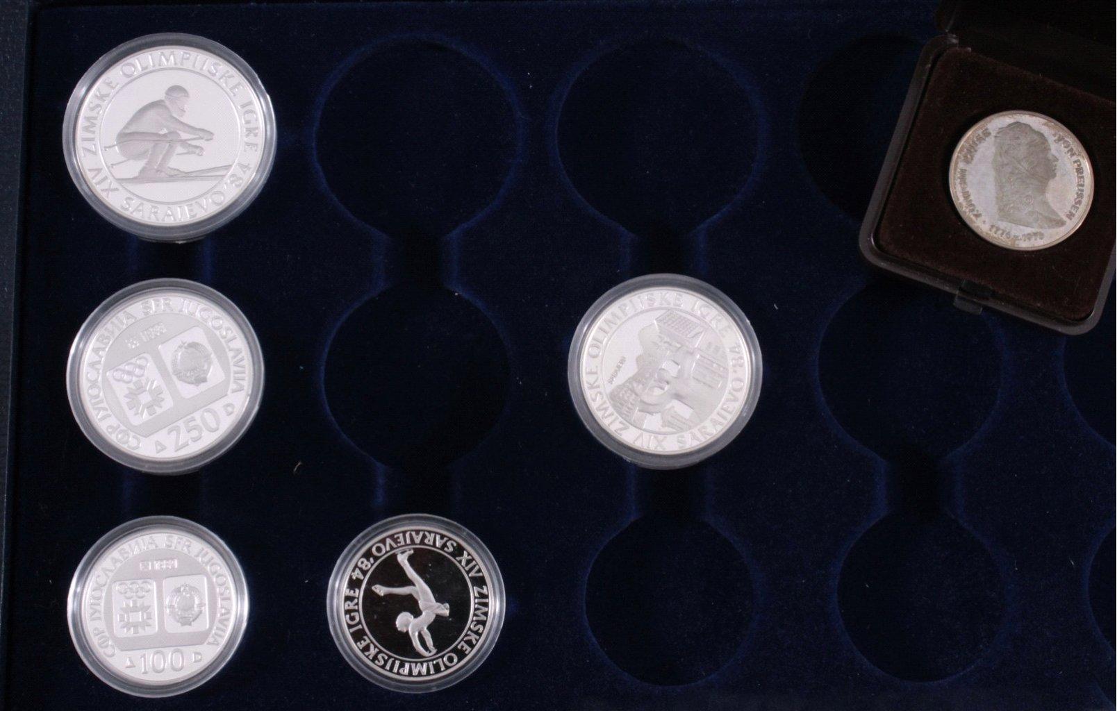 Sammlung Münzen und Medaillen-1