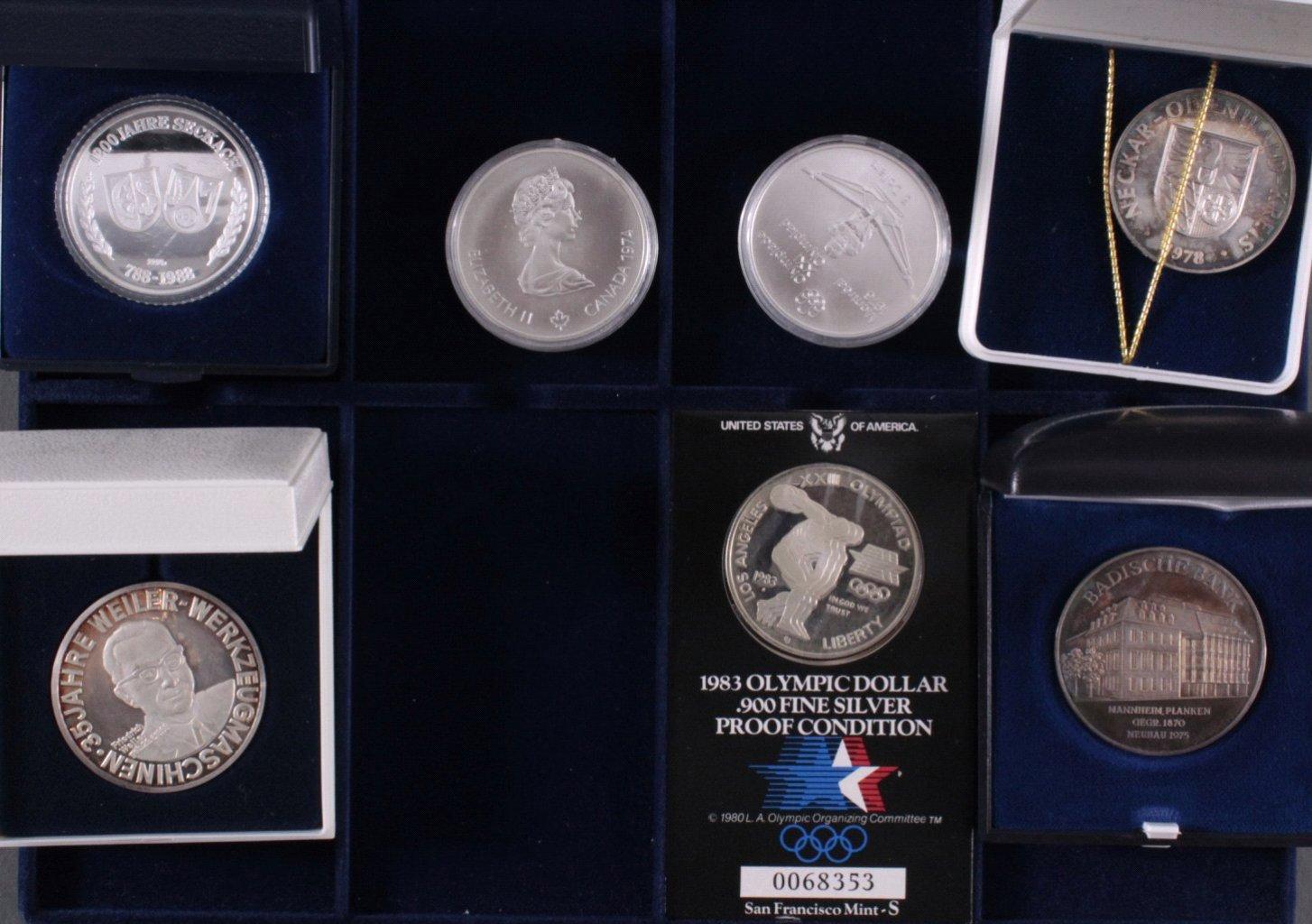 Sammlung Münzen und Medaillen-2