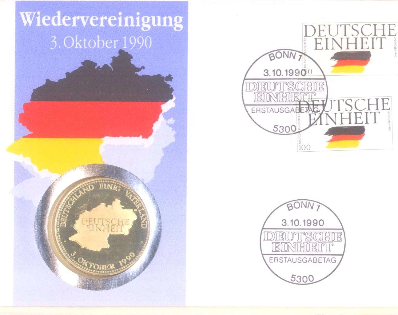 Sammlung Borek Numisbriefe im Ringbinder-4