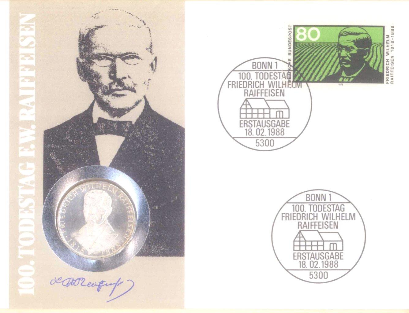 Sammlung Borek Numisbriefe im Ringbinder-9
