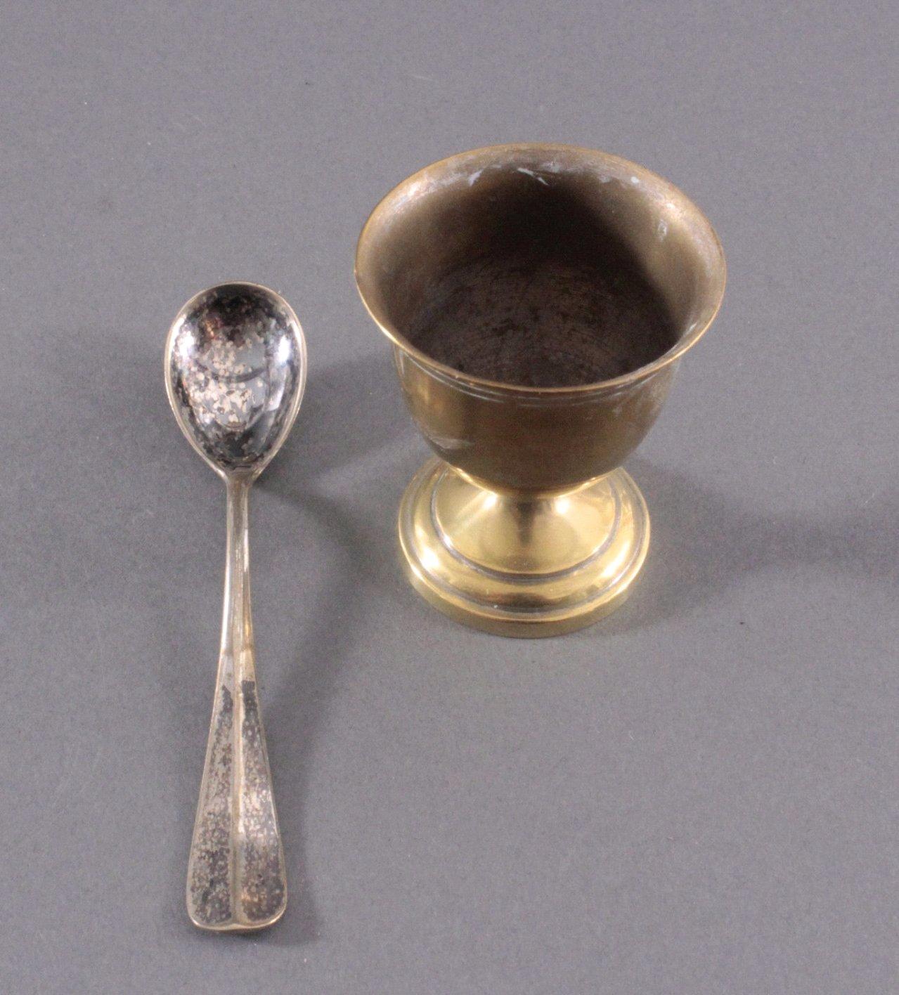 Eier-Menage um 1900-1