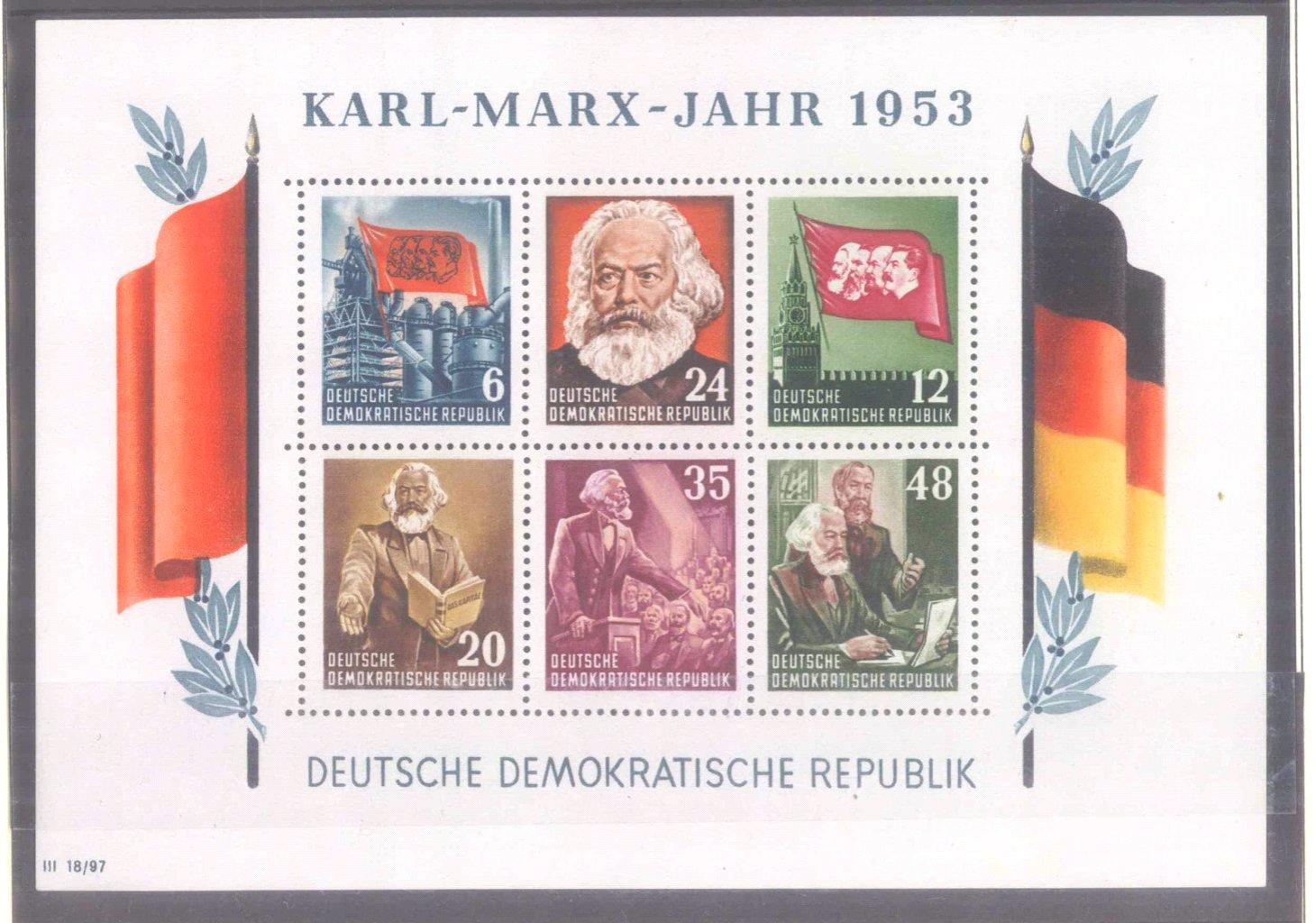 Sammlung DDR 1949-1990 + FDCs, Briefe…-2