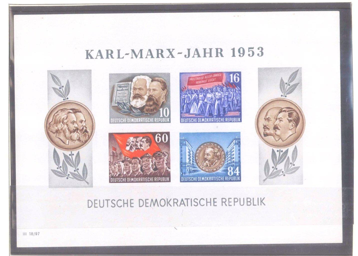 Sammlung DDR 1949-1990 + FDCs, Briefe…-3
