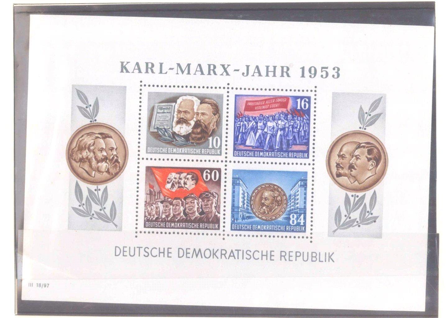 Sammlung DDR 1949-1990 + FDCs, Briefe…-4