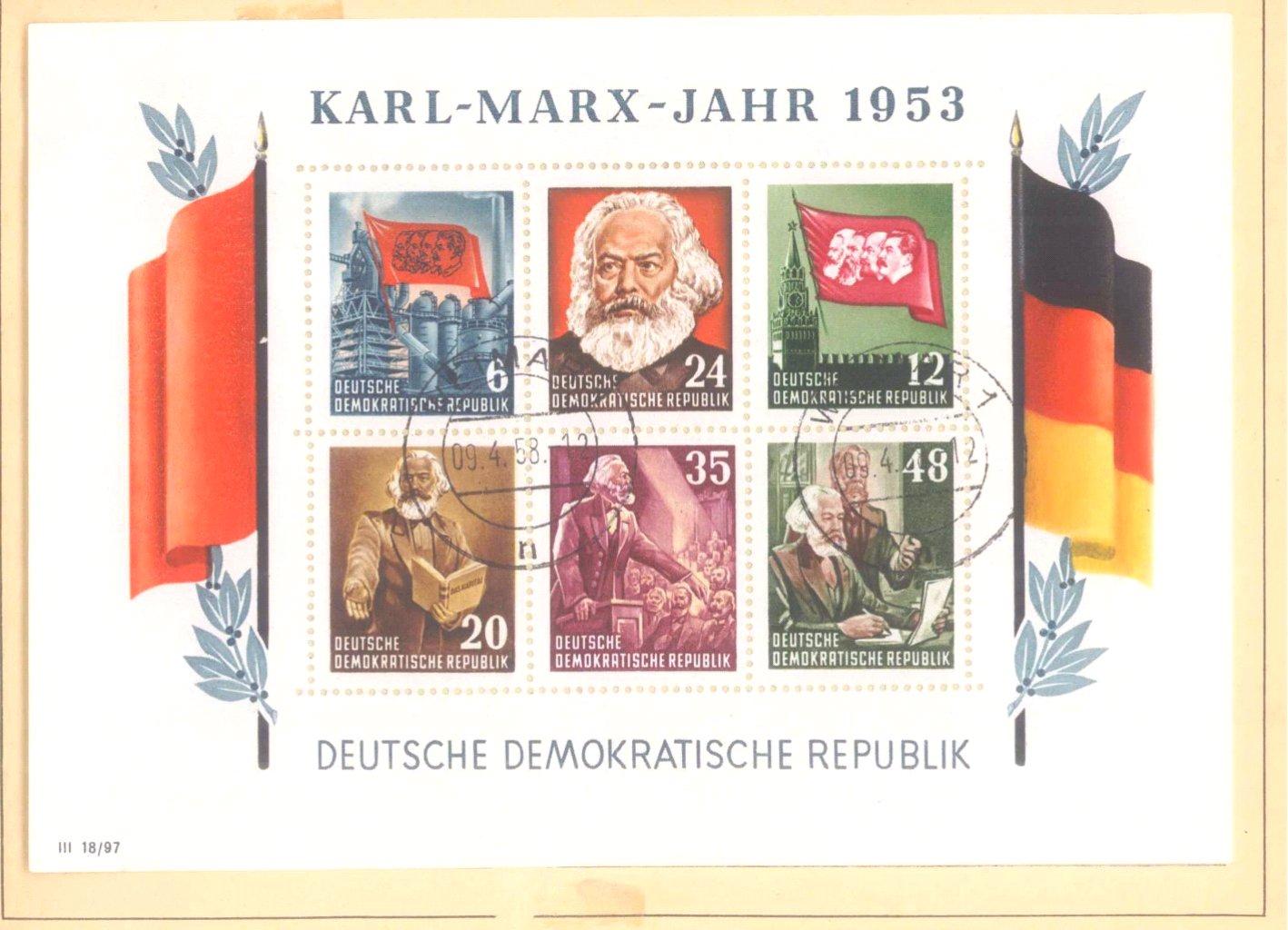 Sammlung DDR 1949-1990 + FDCs, Briefe…-14