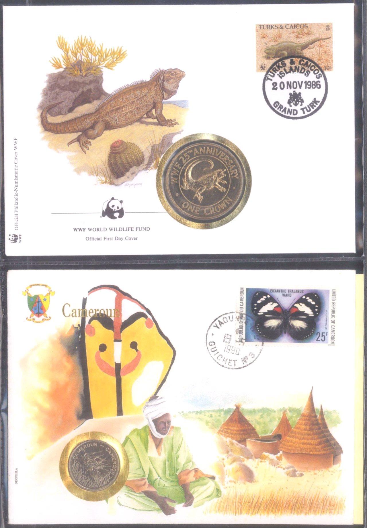 Sammlung Numisbriefe